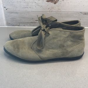 Keds vintage suede boots women's size 8.5